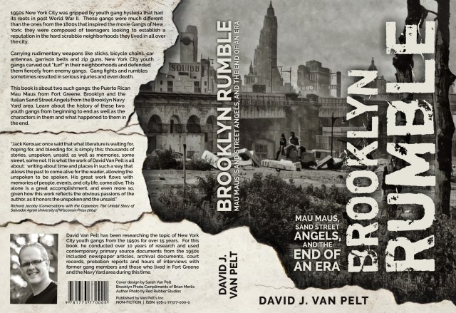 Brooklyn Rumble Book Cover