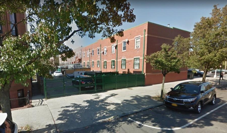 791 Dawson Street Bronx today. It's now a parking lot.