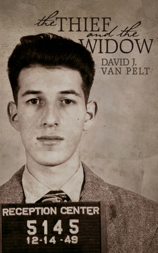 The Thief and The Widow - front cover
