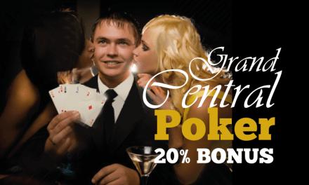 Grand Central Poker Game