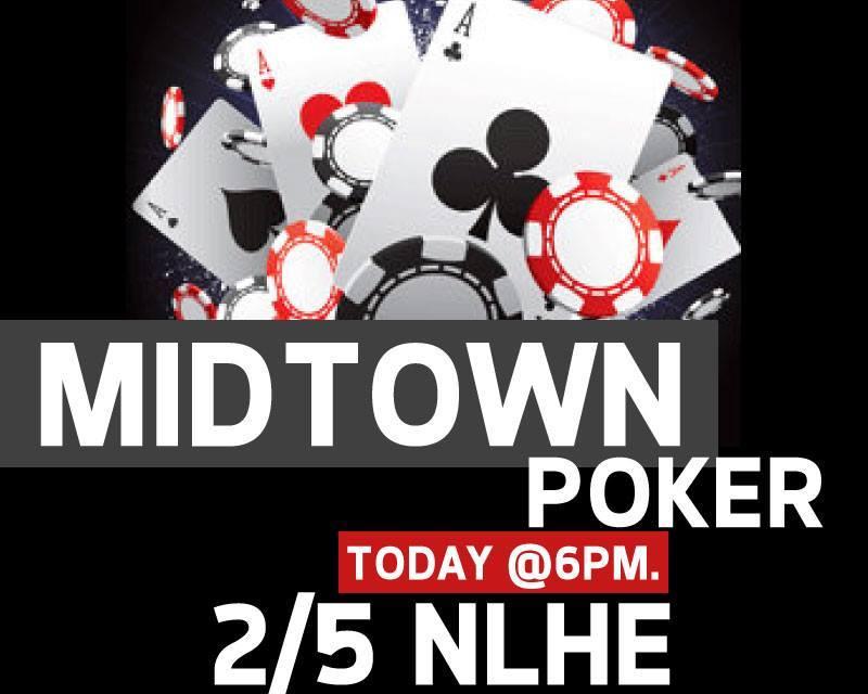 Poker Games: December 17th,2014, Wednesday