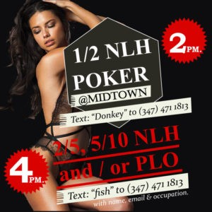 Midtown Poker #347-471-1813