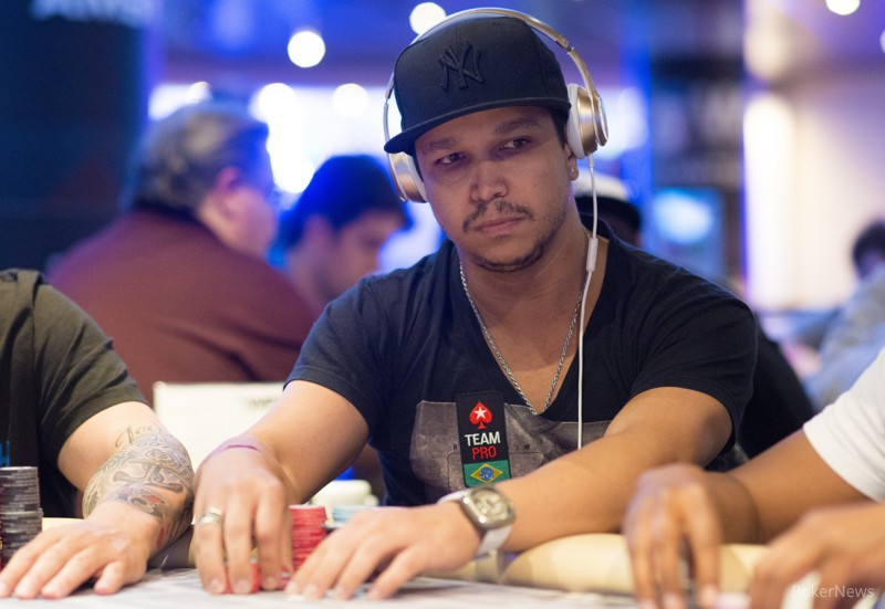 The poker world says Felipe Ramos Most Inspiring Player?