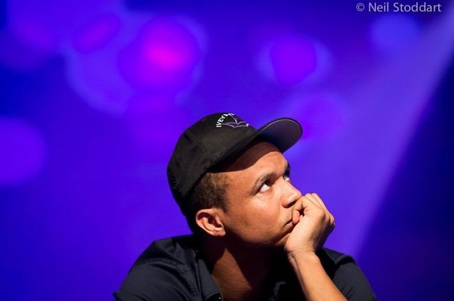 The Mysterious Year for Phil Ivey