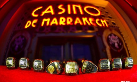 2017 WSOP International Circuit in Marrakech Kick Off Jan. 19-22