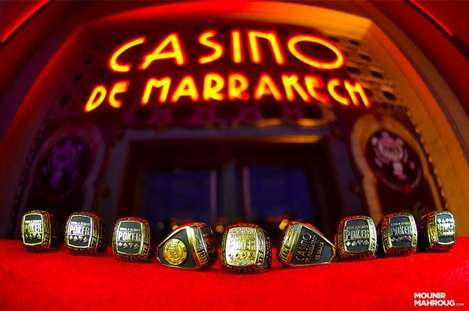 2017 WSOP International Circuit in Marrakech Kick Off Jan. 19-22