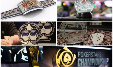 Polishing the Trophy: A Look at Some of Poker's Championship Hardware