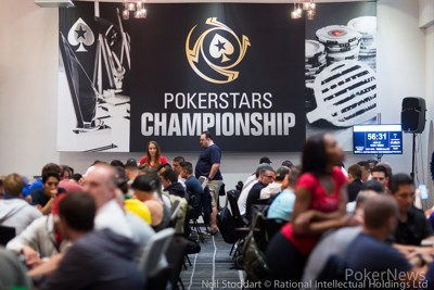 Welcome to the PokerStars Championship Panama $25,750 Single-Day High Roller