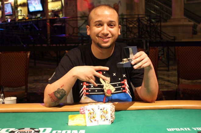 Ryan Jones Wins WSOP Circuit Rio Main Event