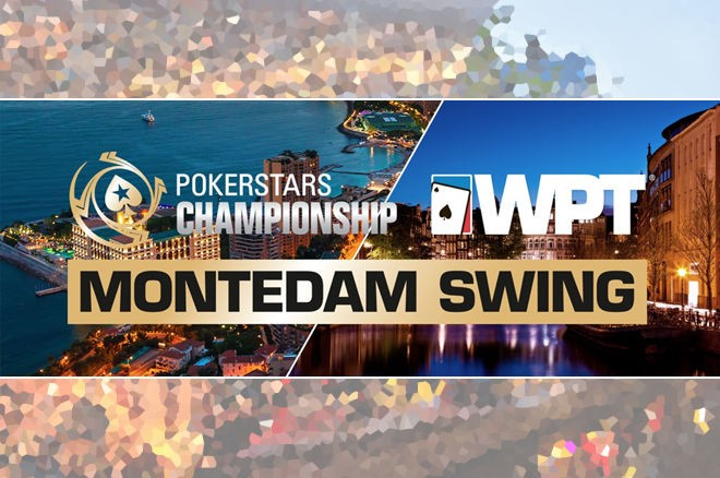 PokerStars, WPT Announce Joint Event MonteDam Swing