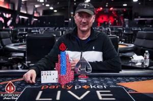 Ivan Driard Wins Playground Poker Spring Classic PLO Bounty