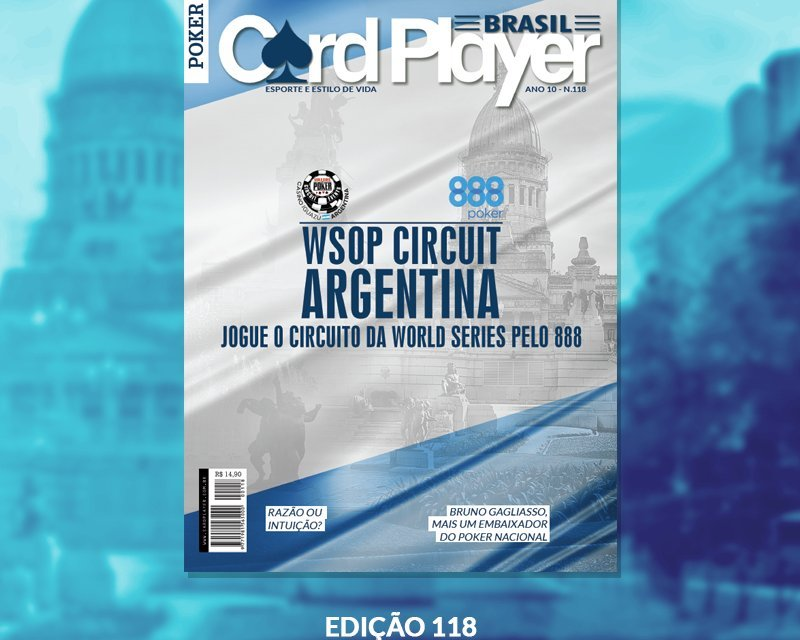 World Series of Poker Circuit beginning with first-ever stop in Argentina