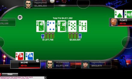 Thomas 'FLOATZ' Cannuli Wins 2017 World Series of Poker $3,333 'Big Grind' Online No-Limit Hold'em Event