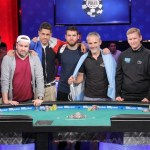 World Series Of Poker Main Event Reaches Final Table
