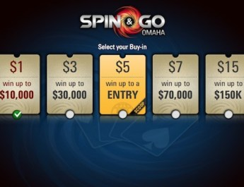 PokerStars Takes Spin & Go's to the Limit with Max Edition