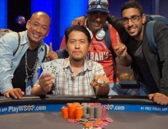 Sean Yu Wins World Series of Poker Global Casino Championship