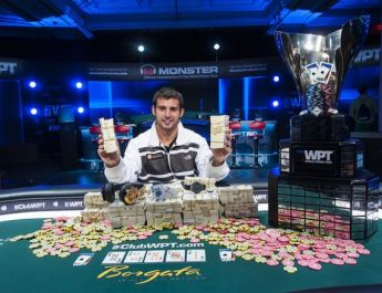 Seeking Record Fourth Title , Darren Elias Lead WPT BestBet Final Table