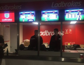 Ladbrokes Coral Group changes policy on honoring newspaper odds