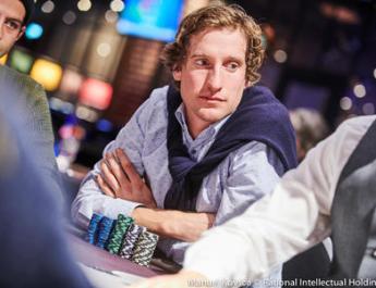 PokerStars Festival Hamburg: Rudolf Koster takes the early Main Event lead
