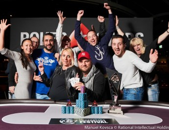 Ulrich Pauls Wins PokerStars Festival Hamburg Main Event