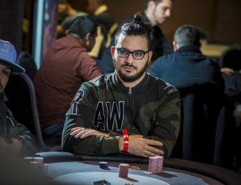 Jerome Sgorrano Wins partypoker Eurasian Poker Tour Prague €1,100 Main Event
