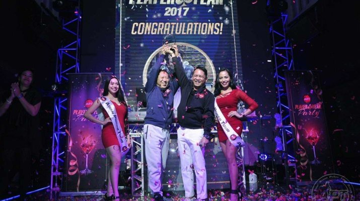 2018 Asian Poker Tour Kicks Off in Vietnam at Pro Poker Club in Ho Chi Minh City