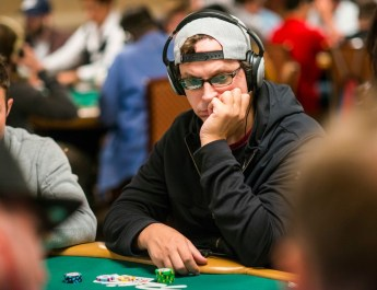 Phil Laak Starts The Weekend Strong On Pokergo