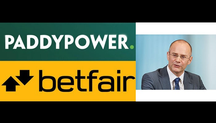 Paddy Power Betfair appoints new CFO