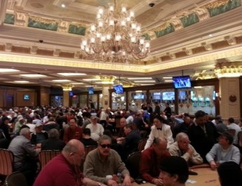 Las Vegas Poker Revenue Up, with February Cash Games Raking $8.1 Million