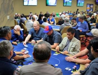 2018 Card Player Poker Tour Ocean's 11 San Diego Classic: Recap of Flights 1C and 1D