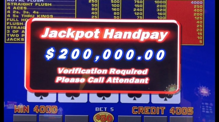 Bart Hanson's $200K Jackpot Reveals Unfavorable Odds of Finding Redemption through Video Poker