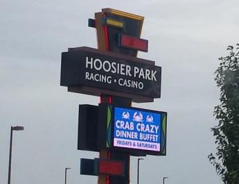 Caesars Entertainment Corporation agrees $1 million Indiana fine