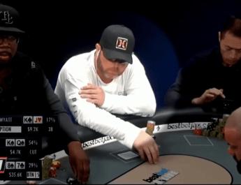 Alleged Insurance Fraudster Wyatt Green Spotted on Poker Live Stream