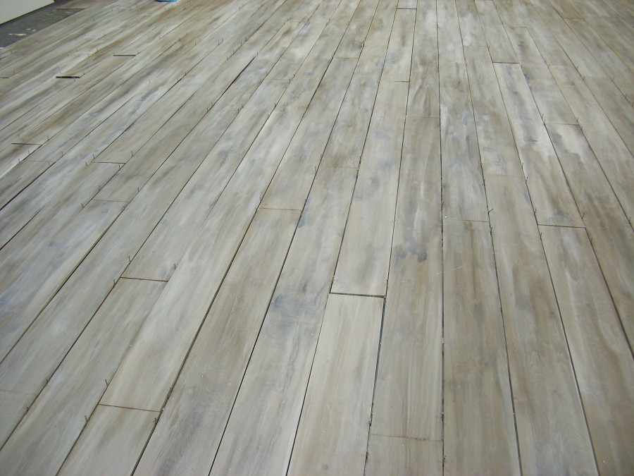Bleaching New York City Wood Floors