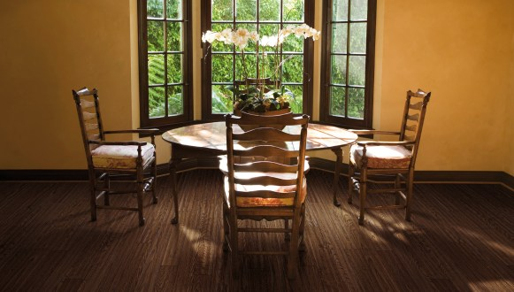 Tuscan Style Dining Room
