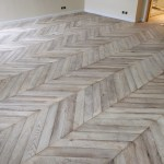 European Oak Chevron Driftwood