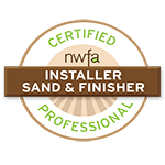 Certified Professional Installer Sand and Finisher