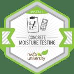 Concrete Moisture Testing
