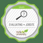Evaluating Jobsite