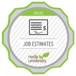 Job Estimates