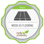 Wood As Flooring
