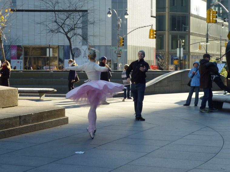 columbus circle ballet