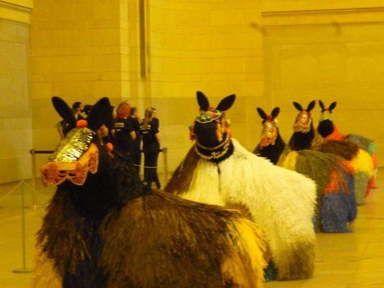 Nick Cave Heard NY horses