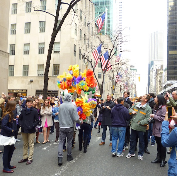 Easter Parade 5th Ave