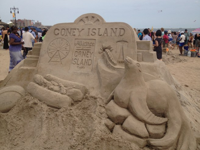 sand castle one