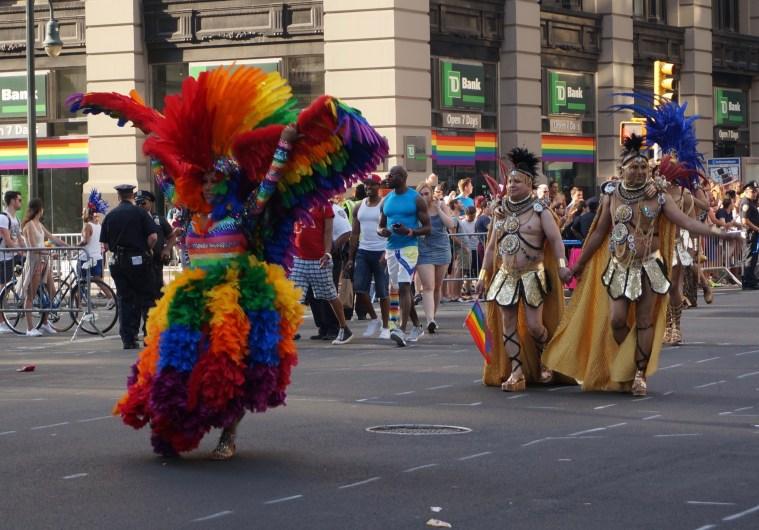 Pride phoenix NYC 2016
