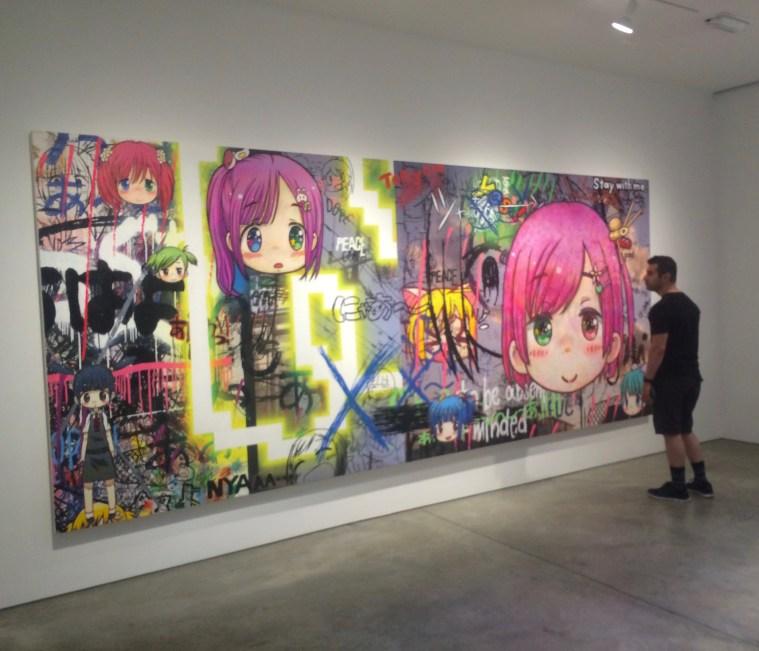 chelsea gallery anime art