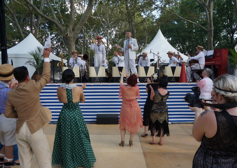 jazz age lawn party dreamland orchestra