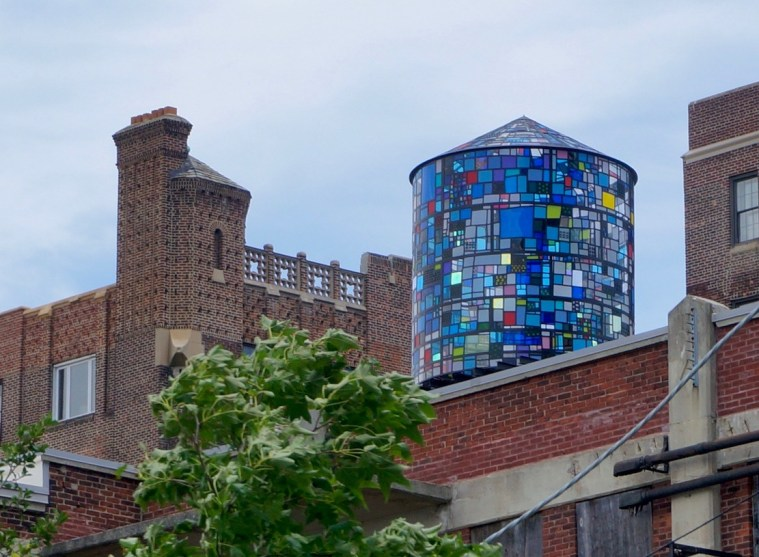 tom fruin watertower