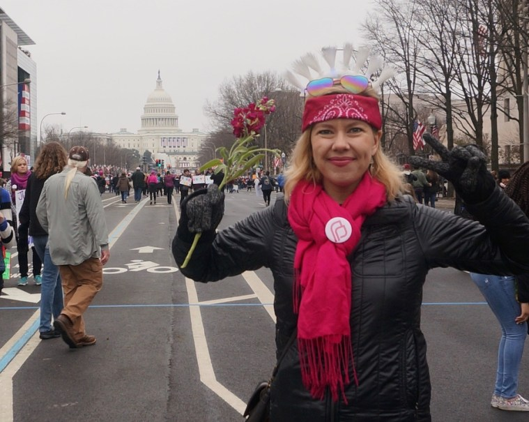 womens march washington dc cliche
